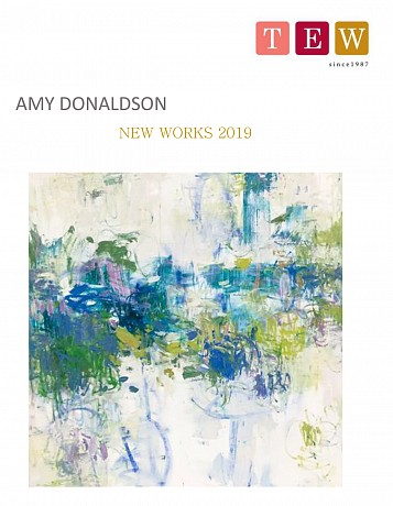 Amy Donaldson: New Paintings - Digital Catalog